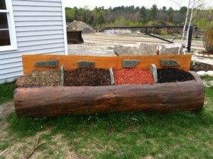 Aggregate and mulch